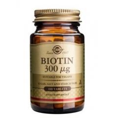 Biotin 300 µg - Solgar