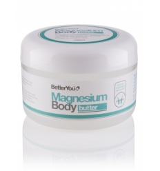 Magnesium Body Butter 180mls - Better You