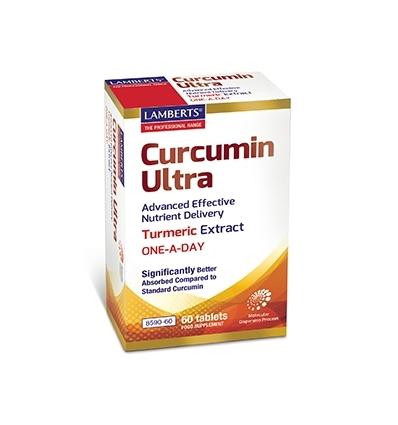 Curcumin Ultra - 60 Tablets - Lamberts