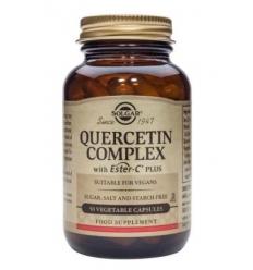 Quercetin Complex with Ester C Plus - 100 Capsules - Solgar